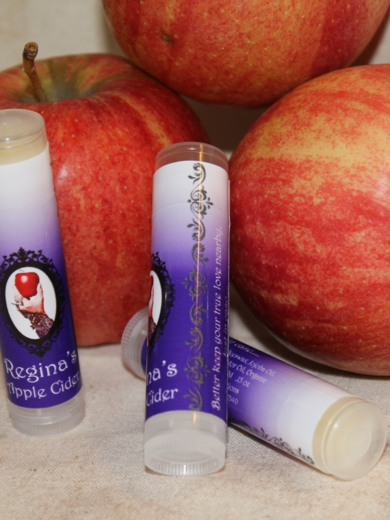 Regina's Apple Cider Lip Balm