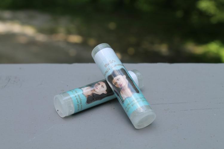 Belle's French Lavender lip balm