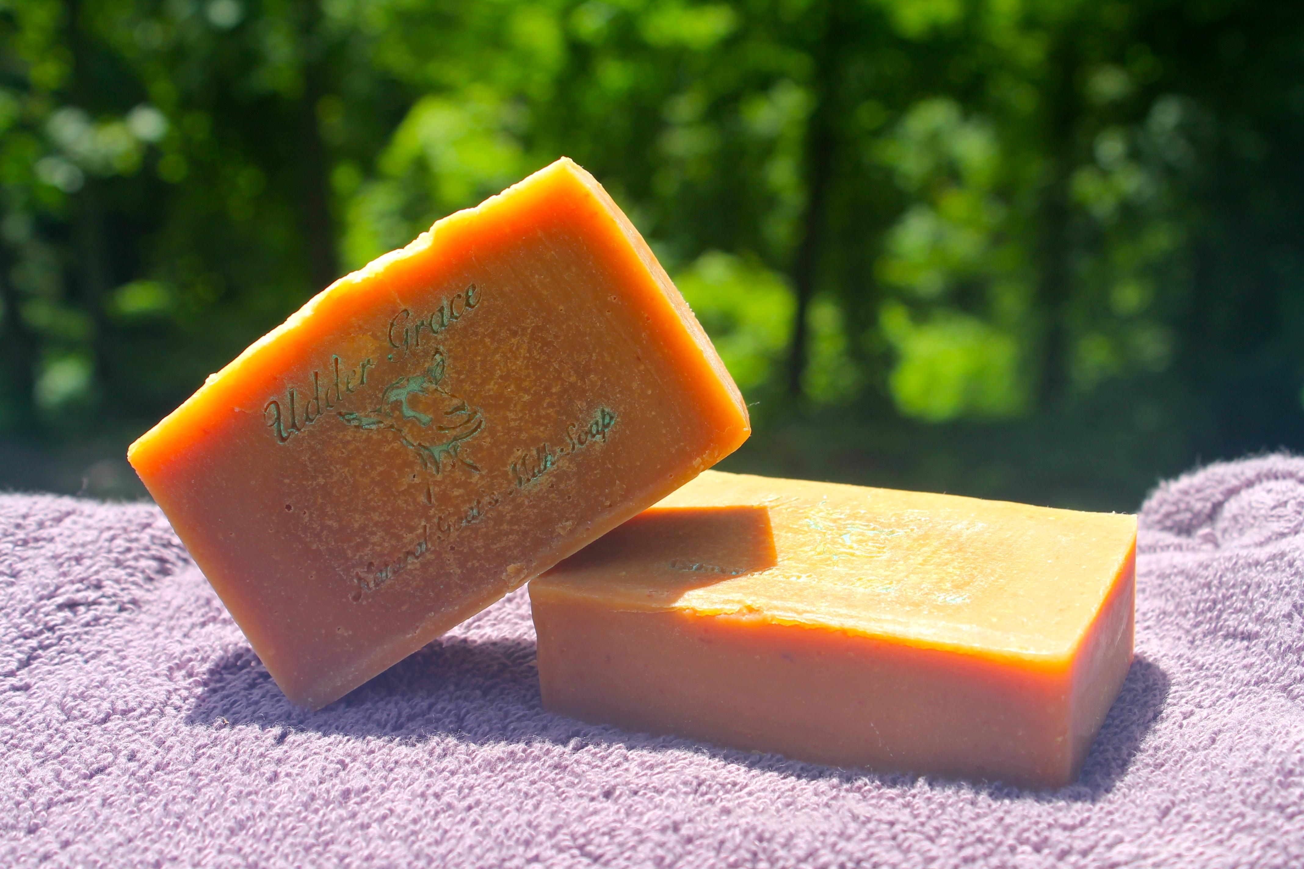 Bar Soap- 100% Natural