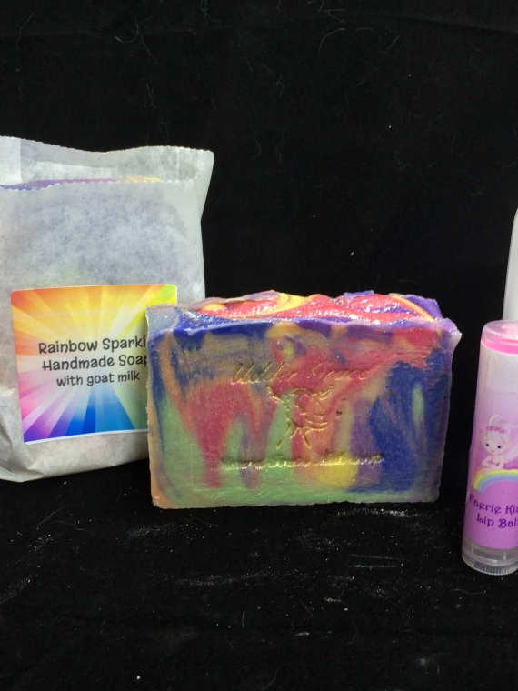 Rainbow Sparkle Gift Set