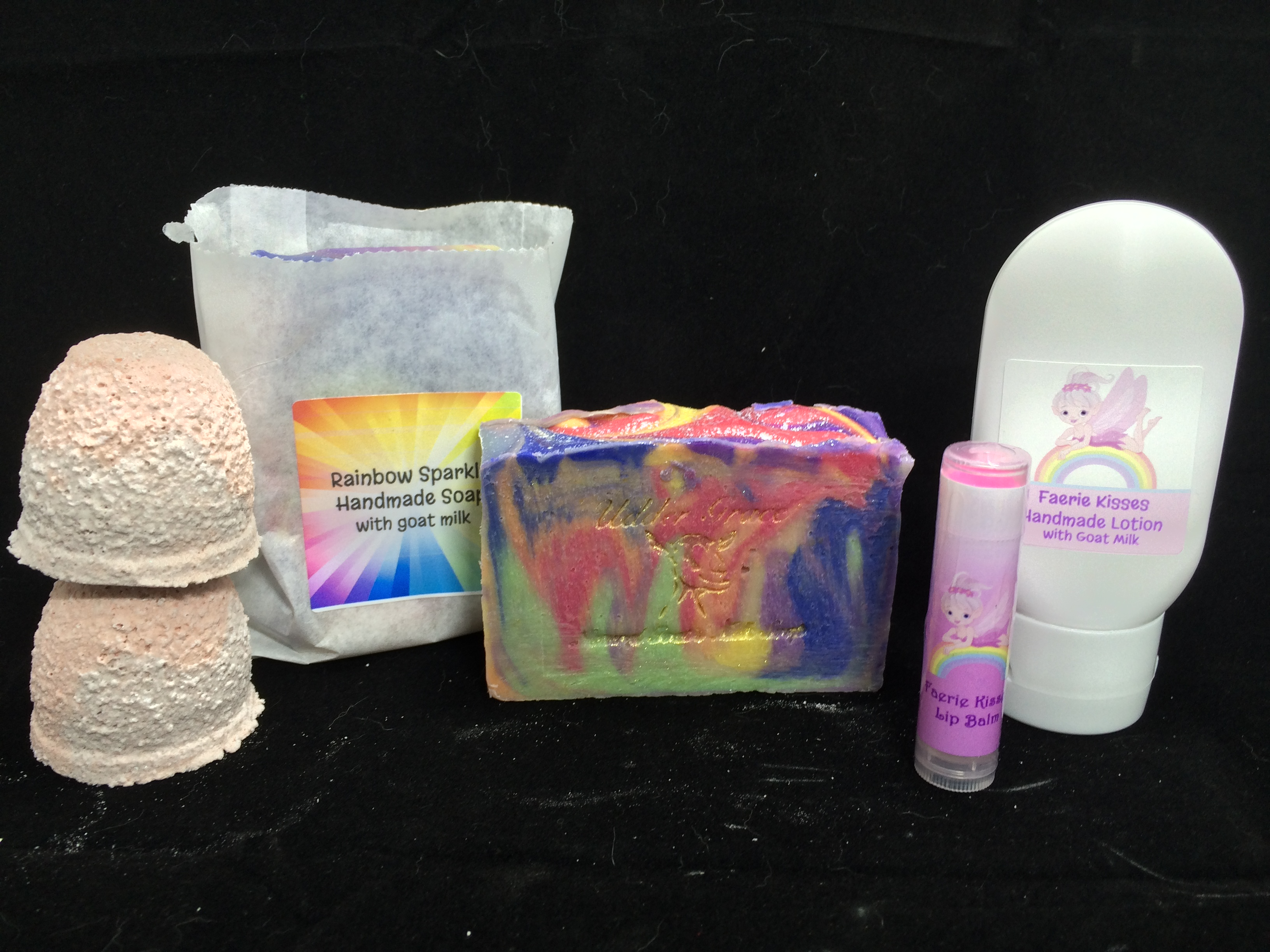 Rainbow Sparkle Gift Set