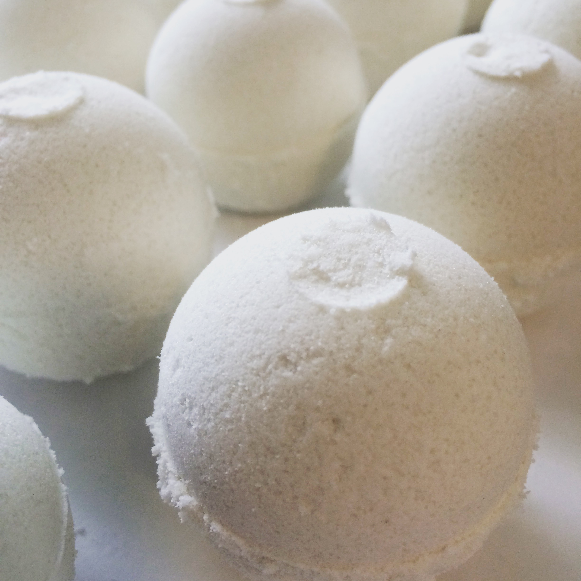 Vanilla Forest Bath Bomb with Goat Milk