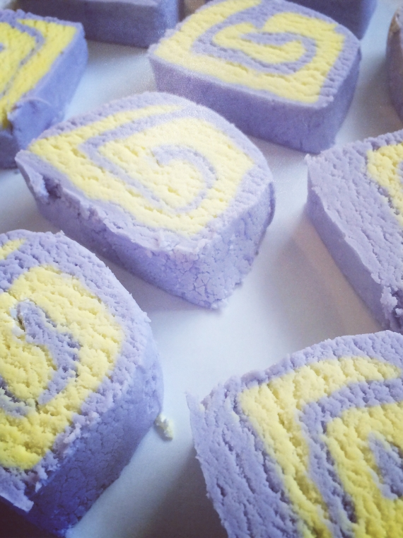 Lavender Lemongrass Bubble Bath Bars
