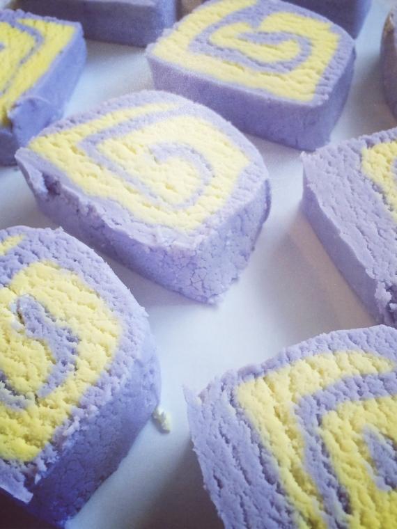 Lavender Lemongrass Bubble Bath Bars
