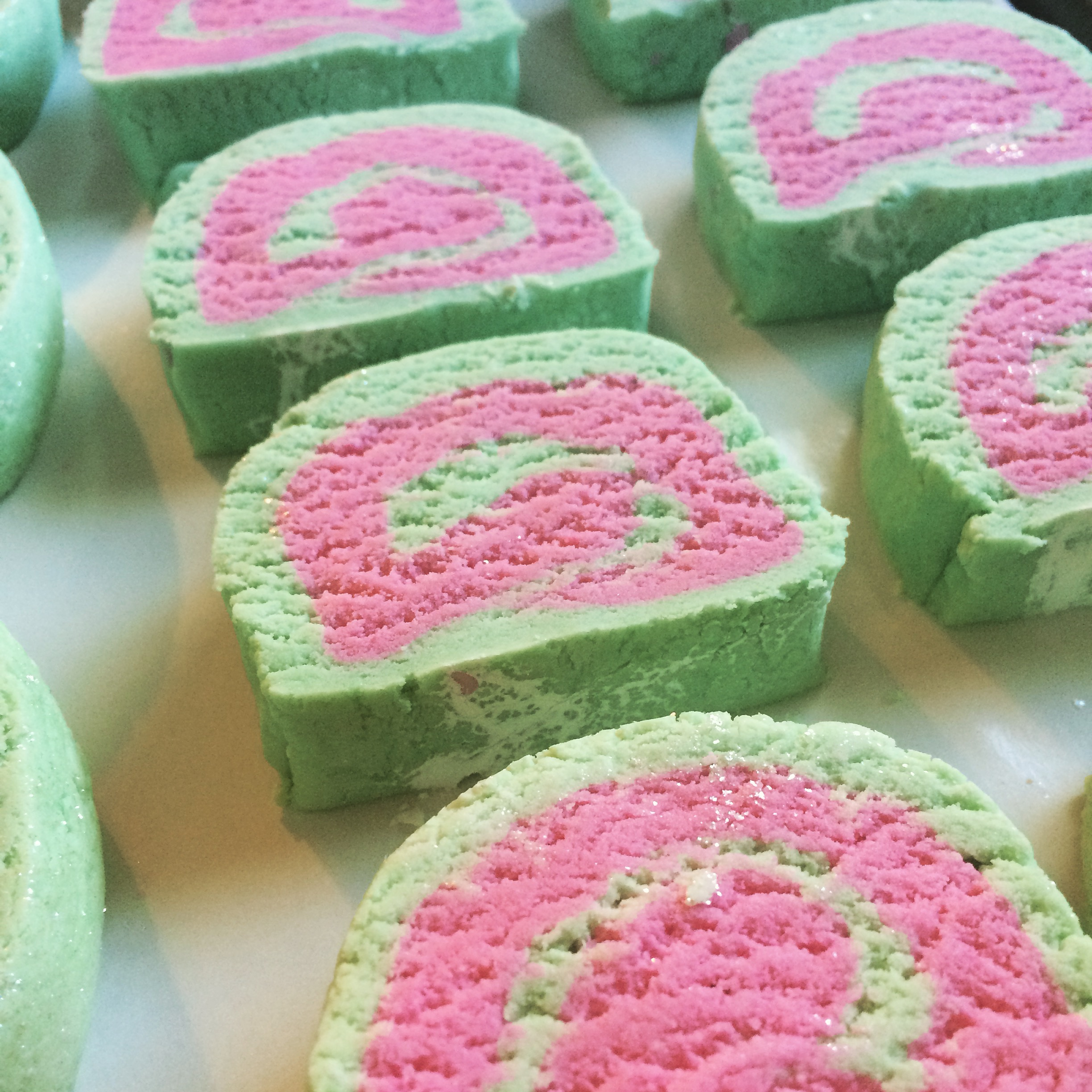 Bath Bombs and Bubble Bars